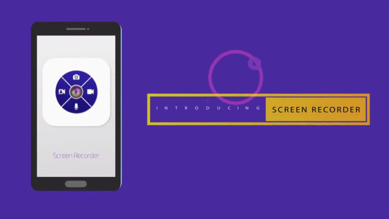 Screen Video Recorder for Android & iOS | Screen Recorder with